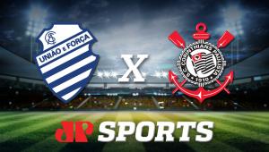 CSA x Corinthians: acompanhe o jogo ao vivo na Jovem Pan