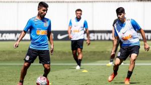 Corinthians não conta com dupla de jovens para a próxima temporada