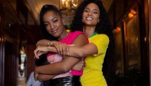 Iza grava clipe com Ciara e Major Lazer nos EUA, diz colunista