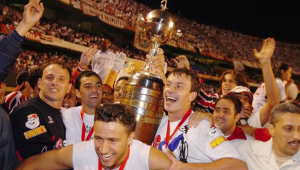 São Paulo é o time brasileiro com mais finais de Libertadores