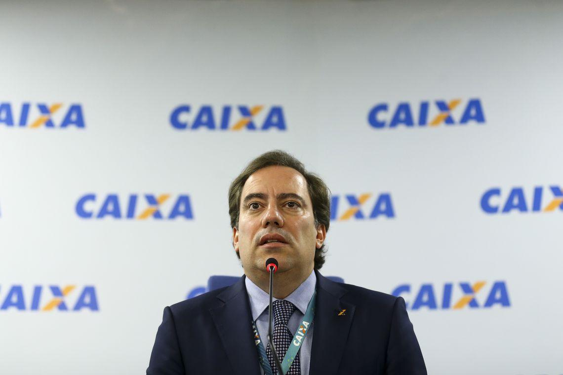 Pedro Guimarães é o atual presidente da Caixa Econômica Federal