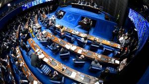 Senado aprova texto-base da Previdência