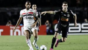 São Paulo defende invencibilidade de cinco jogos contra o Corinthians no Morumbi