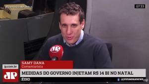 Samy Dana: FGTS é um dinheiro do trabalhador