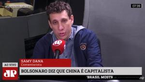 Samy: China pode ser capitalista, mas não é democracia