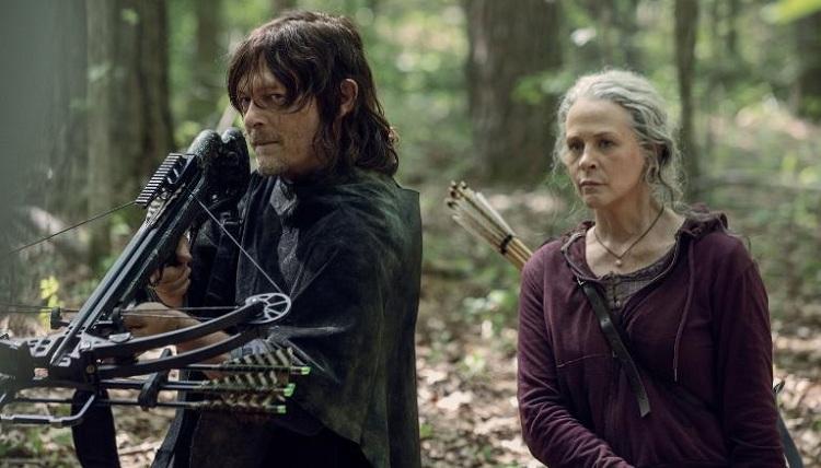 The Walking Dead': Estreia da nova temporada registra pior ...