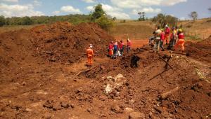 Polícia identifica mais uma vítima do desastre em Brumadinho
