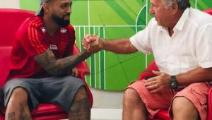 Zico vê Flamengo com o 'melhor futebol do Brasil' e exalta Jorge