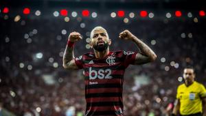 Gabigol anuncia que permanece no Flamengo: 'Se é para o bem da Nação, eu fico'