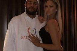 Modelo espanhola é apontada como novo affair de Neymar