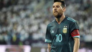 Messi comemora vitória da Argentina: 'É sempre bom vencer o Brasil'