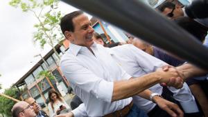 Doria anuncia série de investimentos e promete 'novo Vale do Ribeira'