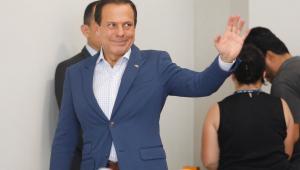 Doria dá indireta a Bolsonaro: 'Em SP, respeitamos o legislativo'