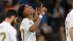 Rodrygo comemora boa fase no Real Madrid e elogia capital espanhola: 'Ficaria aqui o resto da vida'