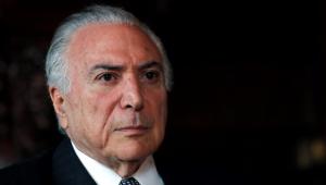 Presidente do STJ suspende processo que tramita em SP contra Temer