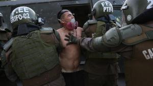 Anistia Internacional pede fim da repressão em manifestações no Chile