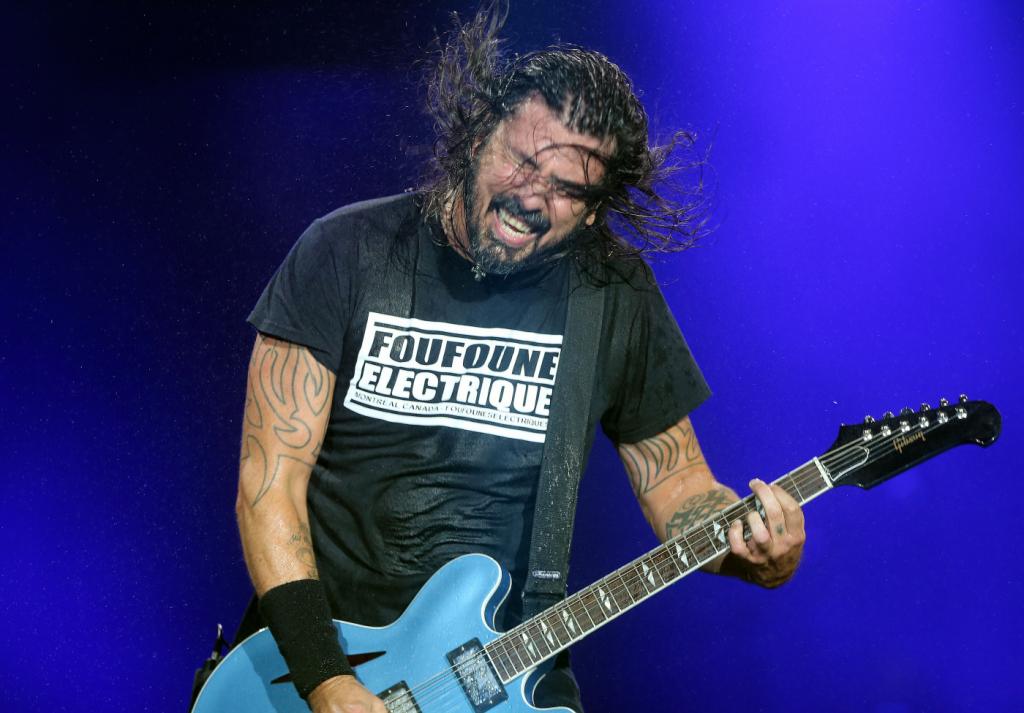Dave Grohl confirma que novo álbum do Foo Fighters está pronto – Jovem Pan