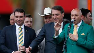 Bolsonaro: Aliança pelo Brasil terá número 38 na urna