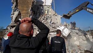 terremoto deixa mortos da Albânia