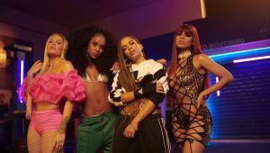 'Combatchy': Anitta reúne Lexa, Luísa Sonza e Mc Rebecca para hit; confira