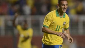Cortado, Antony é substituído por Mauro Junior na seleção brasileira sub-23