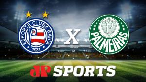 AO VIVO: Bahia x Palmeiras - 17/11/19 - Brasileirão - Futebol JP