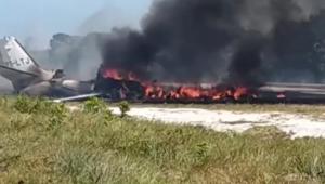 CENIPA e delegacia de Maraú investigam acidente com aeronave que caiu em resort na Bahia