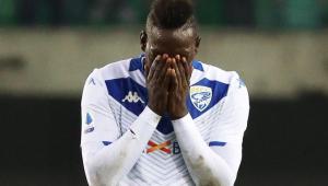 Presidente do Brescia sobre Mario Balotelli: 'Ele não aparece nos treinos'