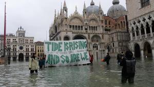 Veneza decreta estado de emergência por inundação histórica