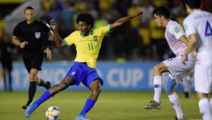 Técnico quer presença de Talles Magno na final do Mundial sub-17: 'Faz parte do grupo'