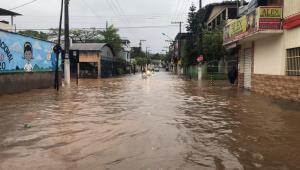 Fortes chuvas no ES deixam quase 500 pessoas fora de casa