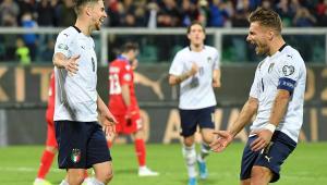 Suíça e Dinamarca se classificam para a Eurocopa; Itália faz 9 na Armênia