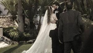 Dulce Maria se casa em cerimônia íntima e sem presença de ex-RBDs
