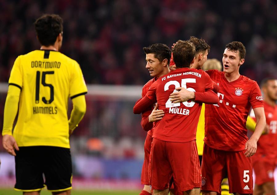Bayern, Dortmund, Leipzig e Leverkusen estudam fundo para clubes em crise – Jovem Pan