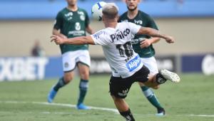 Com show de Soteldo, Santos vence fácil o Goiás fora de casa