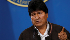 ONU evita classificar como 'golpe' queda de Evo Morales