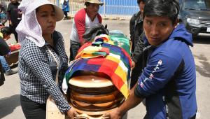 Bolívia registra mais 3 mortes durante manifestações violentas
