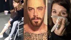 Motorista suspeito de agredir assessoras de Felipe Titto depõe em delegacia