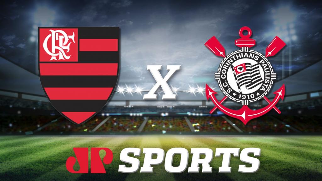 Flamengo X Corinthians Acompanhe O Jogo Ao Vivo Na Jovem