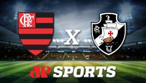 Flamengo x Vasco: acompanhe o jogo ao vivo na Jovem Pan