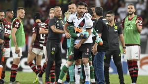 Ribamar minimiza confusão e Luxemburgo pede respeito ao Vasco após empate