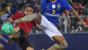 Mundial de Futebol de Areia começa nesta quinta e terá Brasil na busca pelo hexa