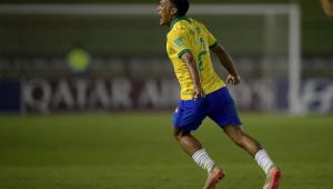 Gabriel Verón é eleito o melhor jogador do Mundial sub-17