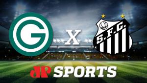 Goiás x Santos acompanhe o jogo ao vivo na Jovem Pan