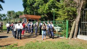 Grupo de aliados de Guaidó deixa embaixada da Venezuela em Brasília