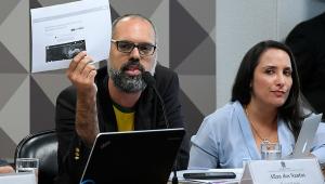 Após denunciar golpe contra Bolsonaro, Allan dos Santos diz que não fugiu do Brasil