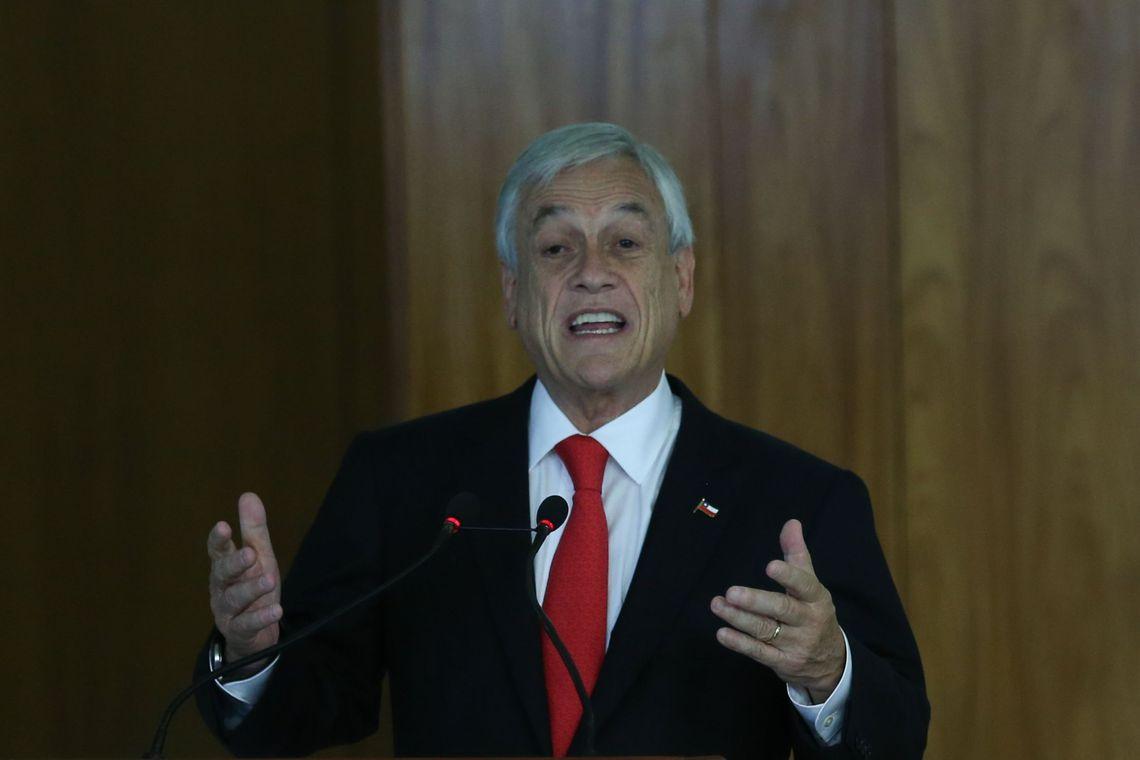 presidente do chile sebastian pinera