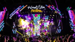 """""""É a prova de que a favela venceu"""", diz KondZilla sobre festival de funk"""