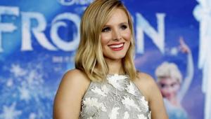 Kristen Bell disse às filhas que dentes iam cair se dessem spoilers de 'Frozen 2'