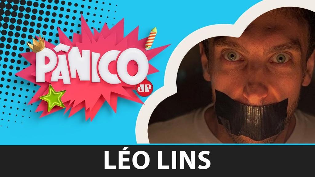 Léo Lins | Pânico – 06/11/19 – AO VIVO - Jovem Pan